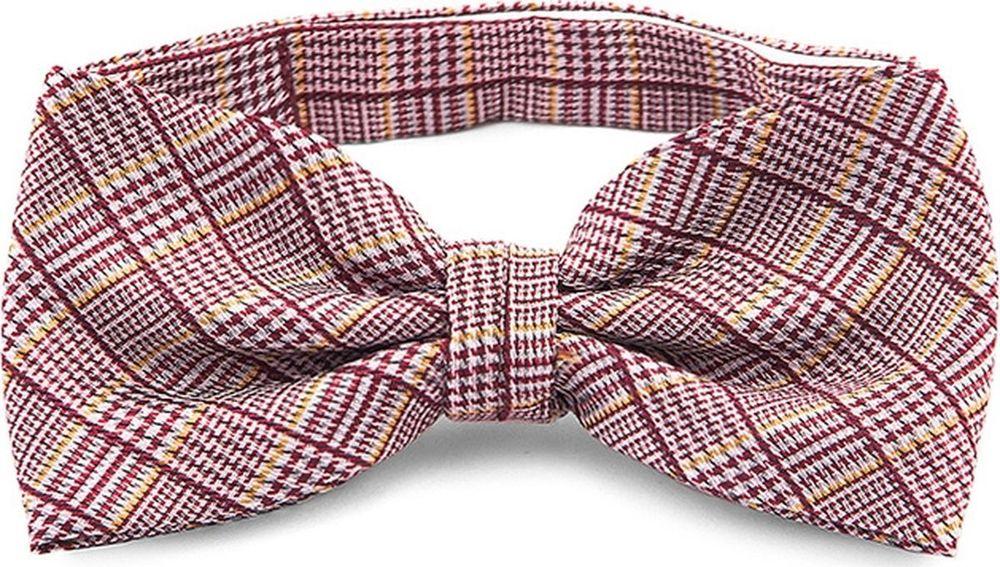 Галстук-бабочка мужской Greg, цвет: бордовый. 508.9.108. Размер универсальный галстук бабочка мужской greg цвет синий 508 9 97 размер универсальный