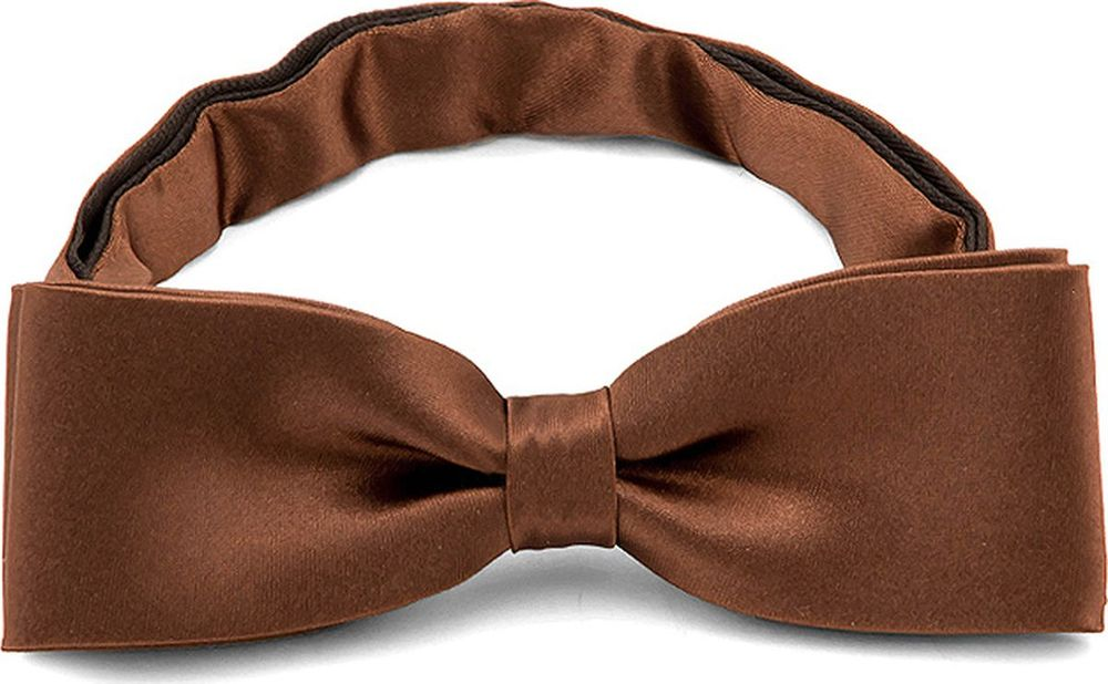 Галстук-бабочка мужской Greg, цвет: коричневый. 1.112. Размер универсальный givenchy magic khol карандаш для глаз белый