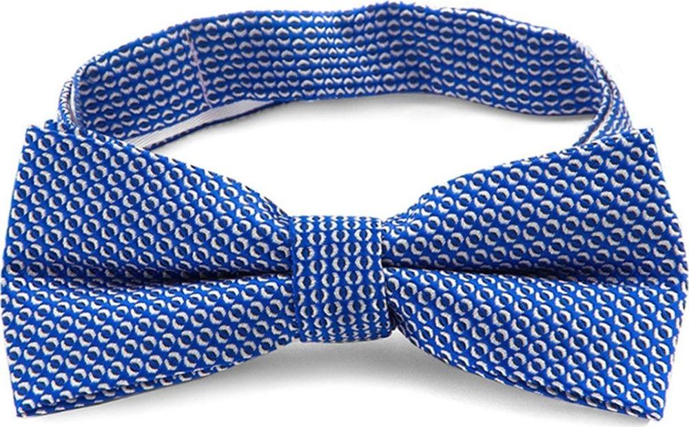 Галстук-бабочка мужской Greg, цвет: синий. 508.9.97. Размер универсальный галстук бабочка мужской greg цвет синий 508 9 97 размер универсальный