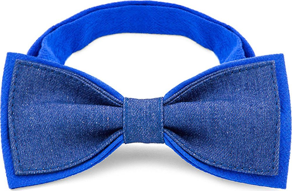 Галстук-бабочка мужской Greg, цвет: синий. 709.6.01. Размер универсальный