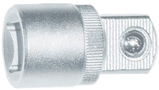Переходник Stels, 3/8 х 1/2 ящик для инструмента с металлическими замками 16 175х210х410мм stels россия 90711