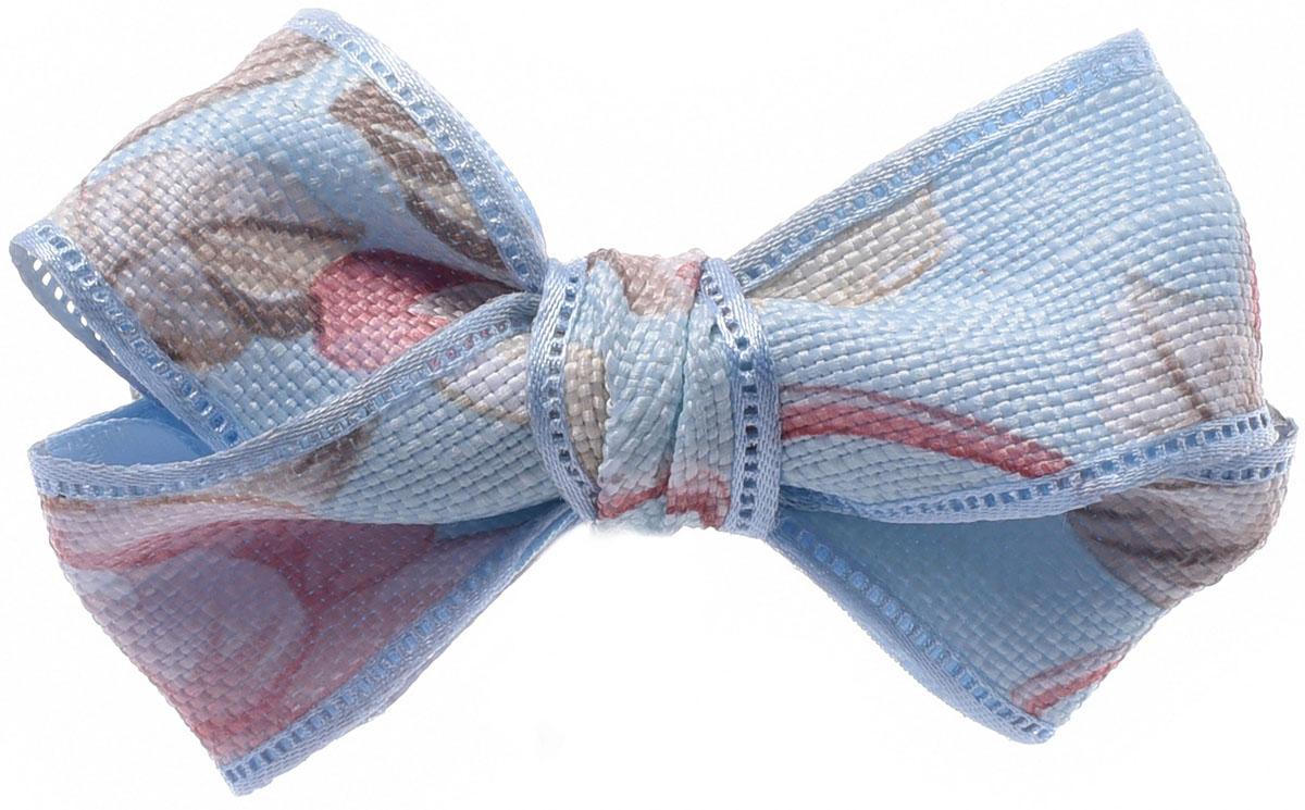 Заколка для волос Malina By Андерсен Литиция, цвет: голубой. 11804тб31 гребни bizon гребень диадема заколка
