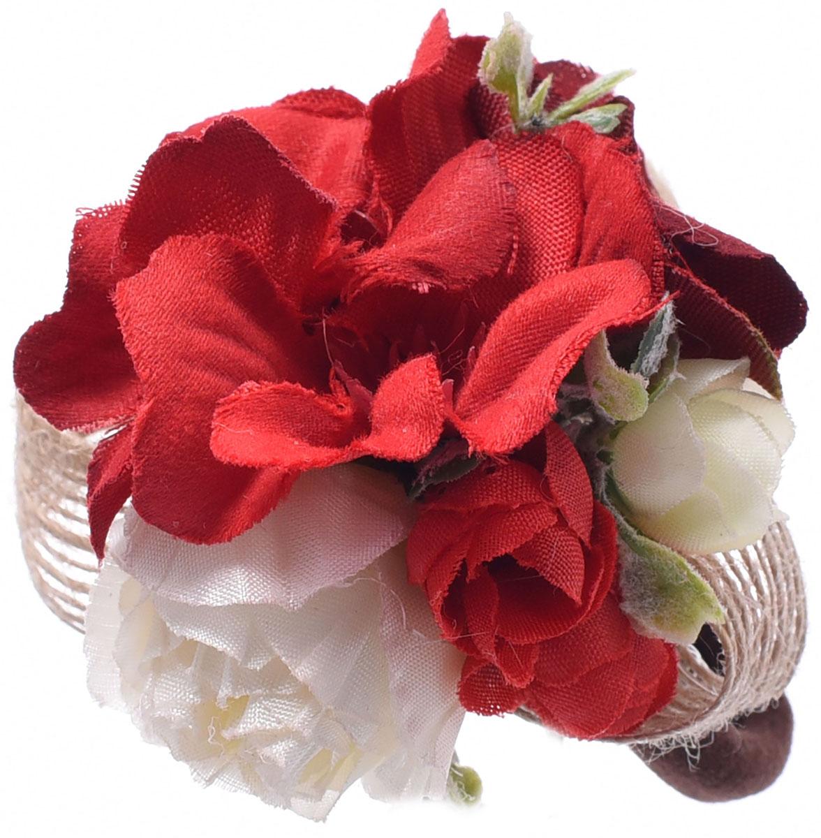 Резинка для волос Malina By Андерсен Флорентина, цвет: красный. 11808рб5311808рб53