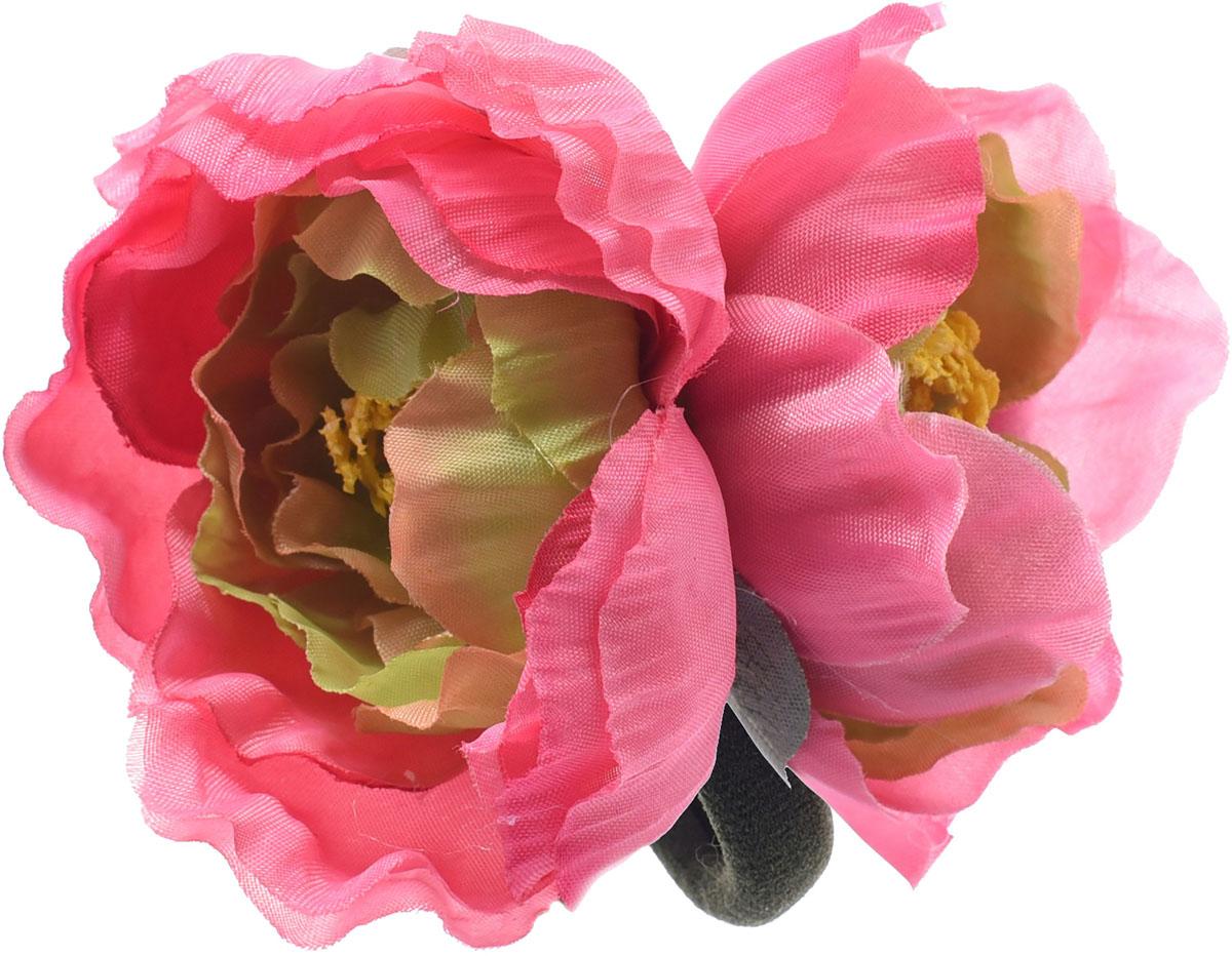 Резинка для волос Malina By Андерсен Флора, цвет: розовый. 11811рб12 malina by андерсен цепочка