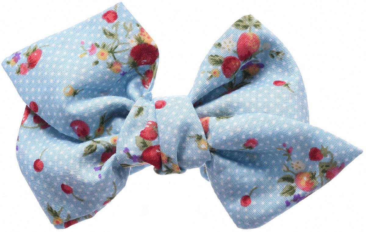 Резинка для волос Malina By Андерсен Амелия, цвет: голубой. 11814рб31 malina by андерсен цепочка