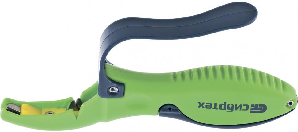 Приспособление для затачивания ножниц, секаторов, ножей