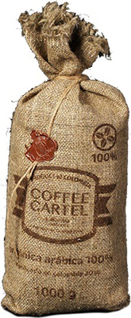 Coffe Cartel кофе в зернах, 1000 г