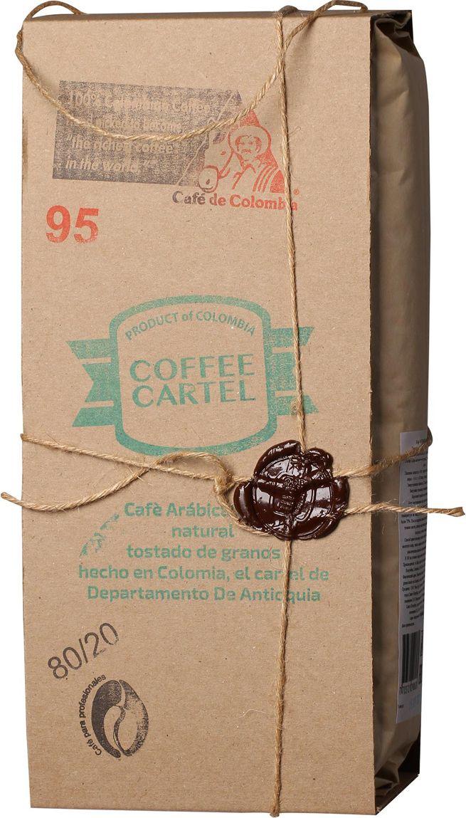 Coffe Cartel кофе в зернах, 1300 г
