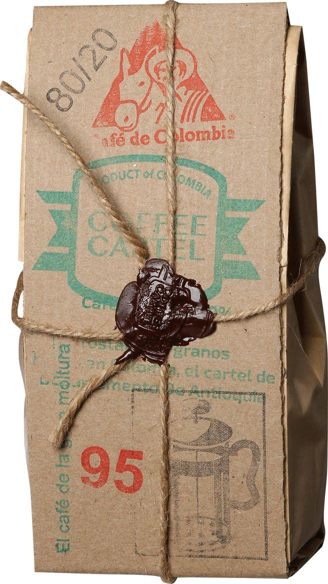 Coffe Cartel кофе молотый для френч-пресса, 250 г