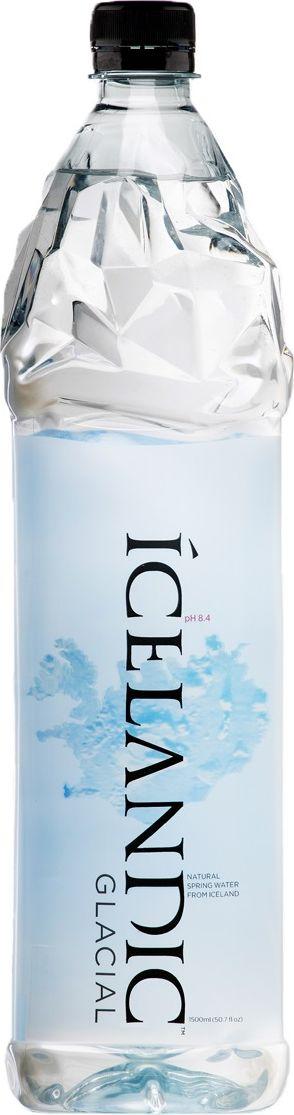 Icelandic Glacial Вода природная ледниковая без газа из ледника Ольфус, Исландия, 1 л вода святой источник без газа 1 5 л 6шт