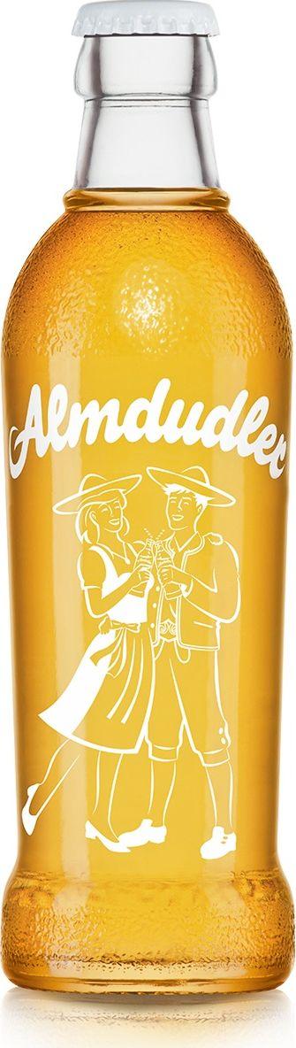Almdudler лимонад на основе альпийских трав и родниковой воды, 0,25 л калиновъ лимонадъ винтажный лимонад тархун 0 5 л