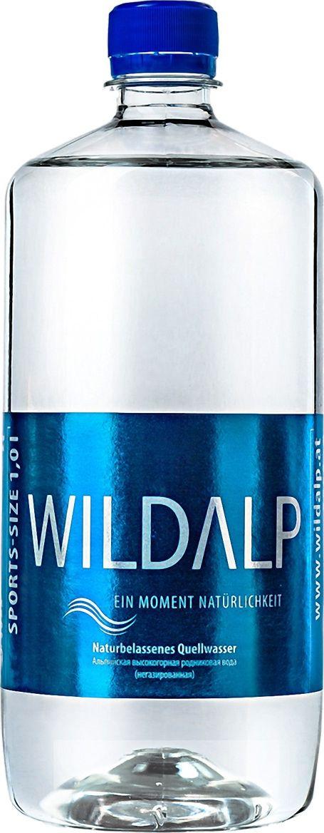 Wildalp Вода альпийская природная родниковая без газа высшая категория, 1,0 л te gusto варенье из облепихи 430 г