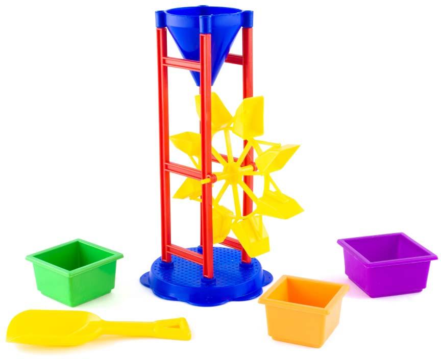 Пластмастер Набор для песочницы №9 пластмастер игрушка для песочницы подарочный набор лето в рюкзачке 1