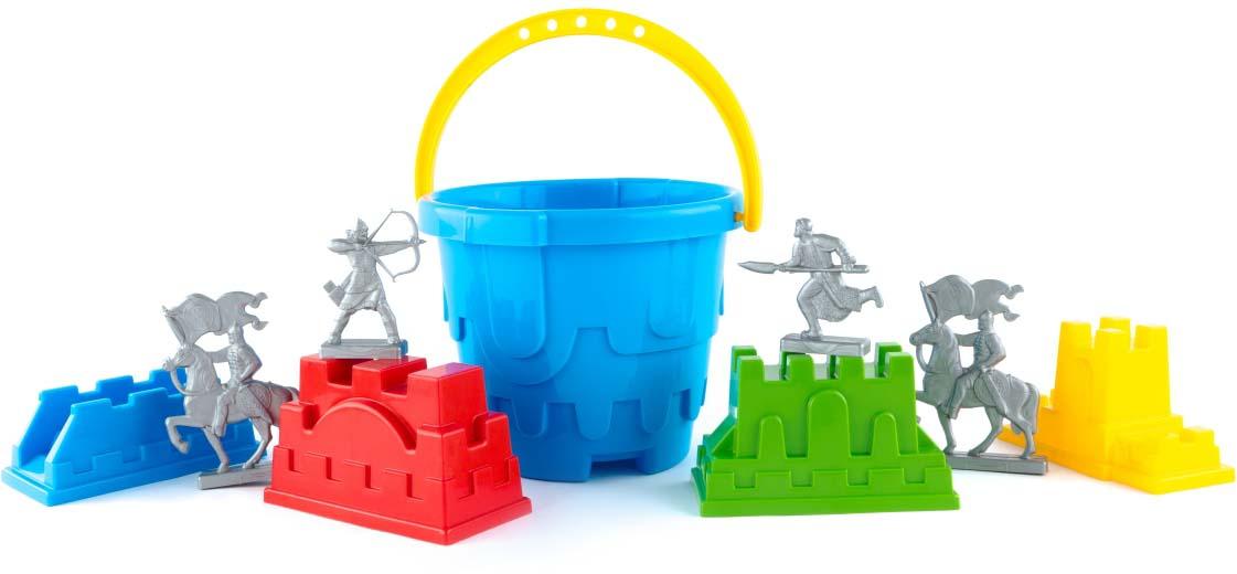 Пластмастер Набор для песочницы Бастион набор для песочницы веселое ведерко