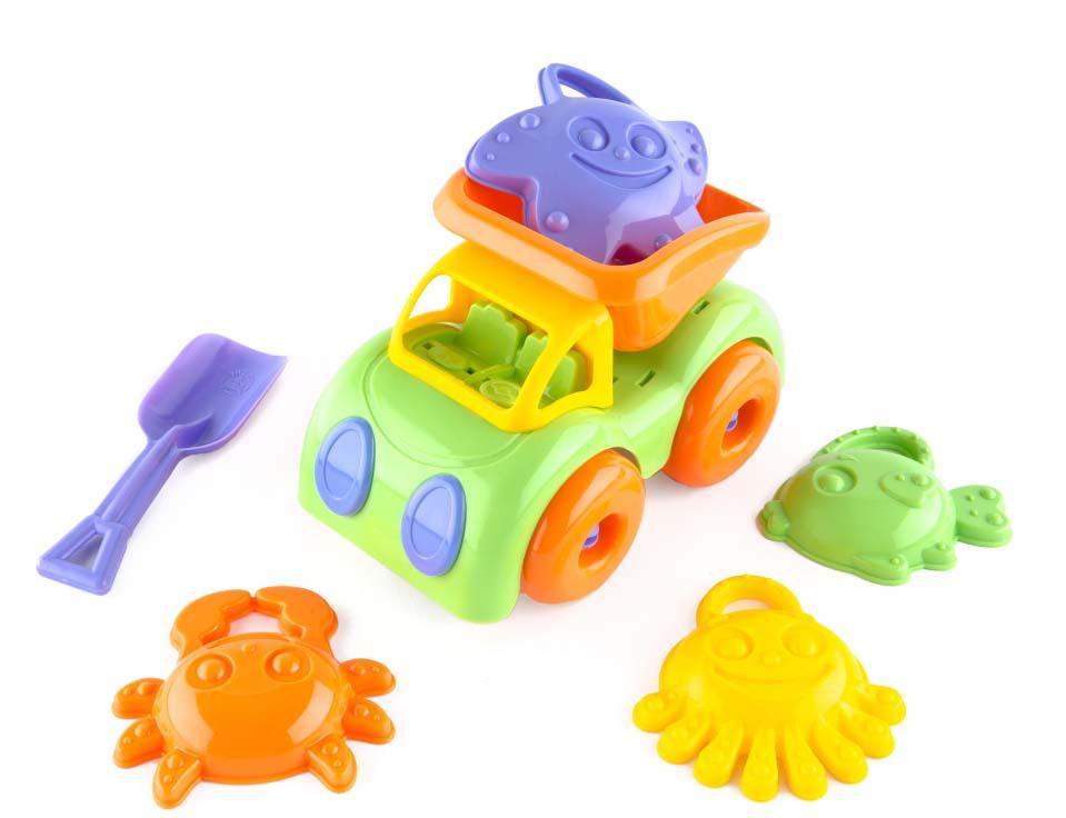 Пластмастер Набор для песочницы Настроение пластмастер игрушечный набор монтажник