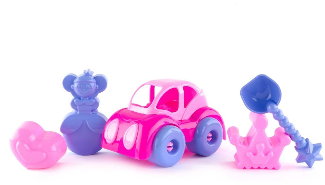 Пластмастер Набор для песочницы Мечта паллада детский диван машинка мечта 3