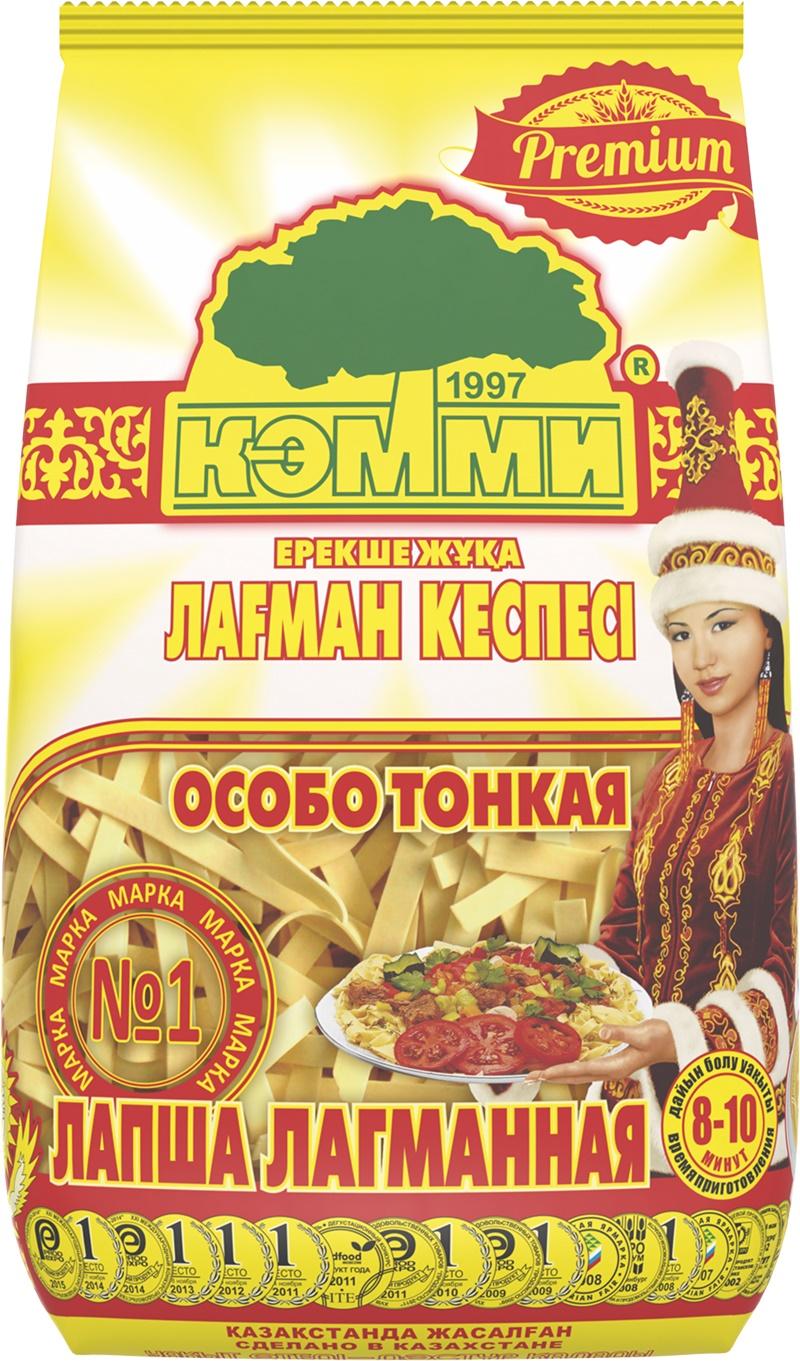 Кэмми Лапша лагманная особо тонкая премиум, 250 г