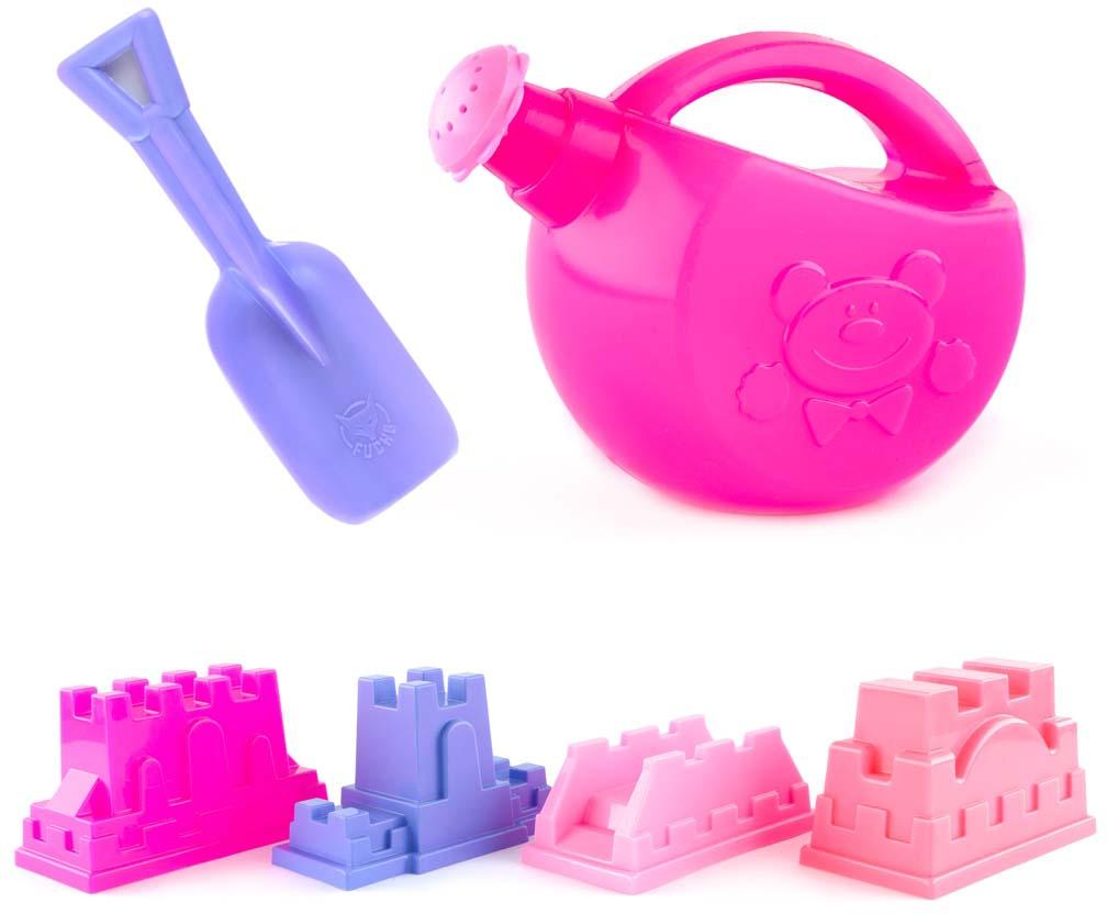 Пластмастер Набор для песочницы Принцесса №2 пластмастер игрушка для песочницы подарочный набор лето в рюкзачке 1