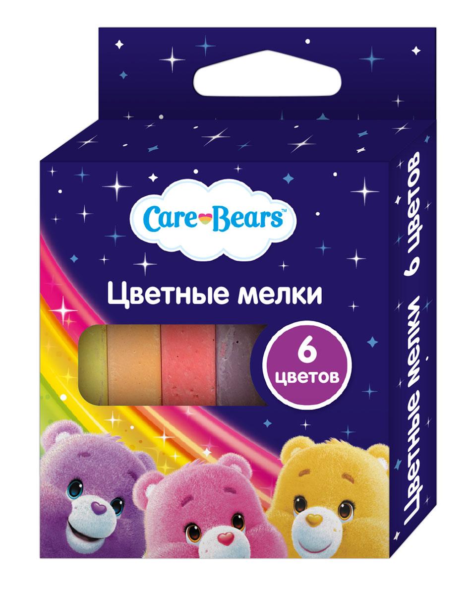 Заботливые мишки Care Bears Мелки 6 цветов мишки из книжки набор мерлин