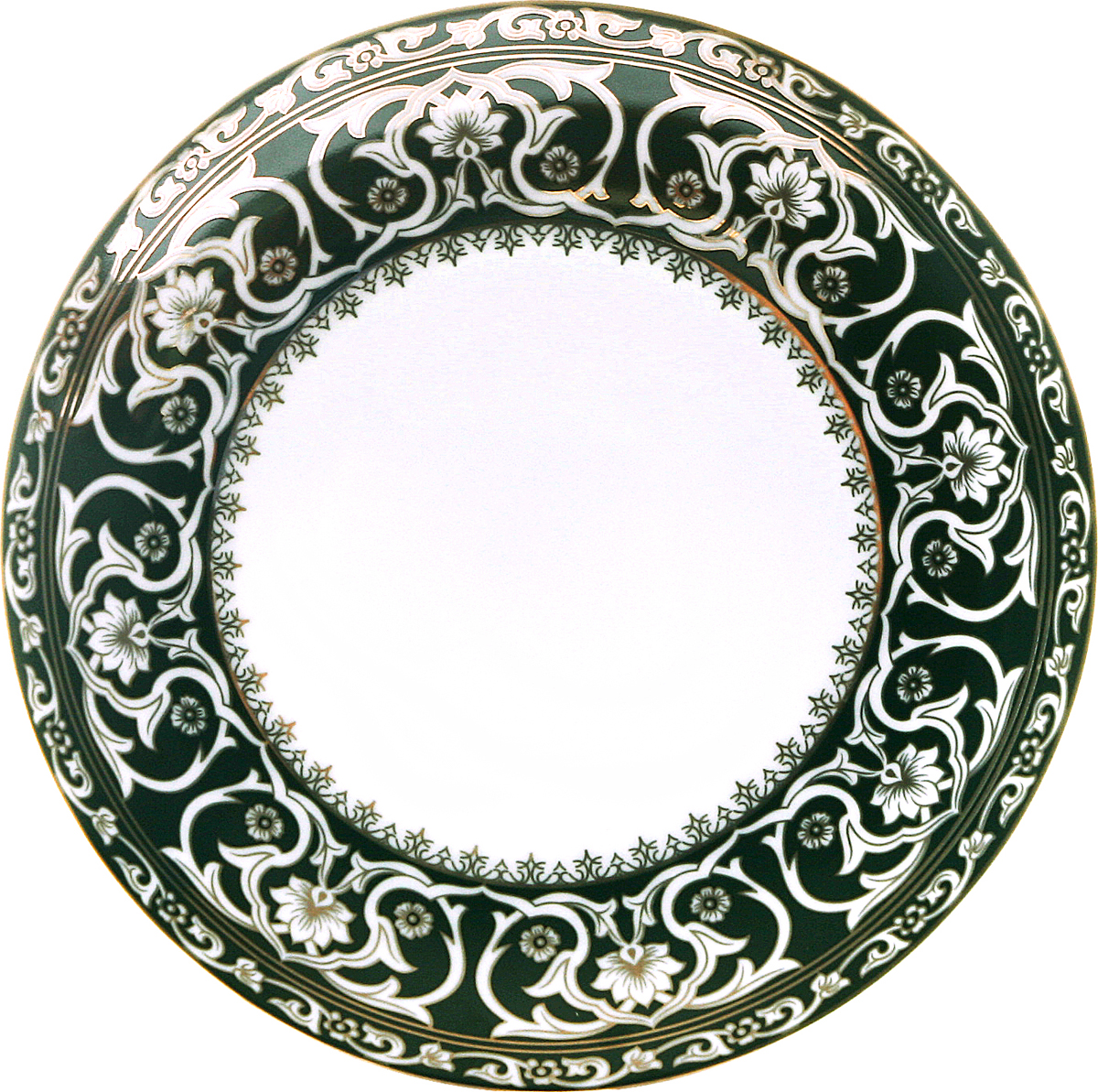 Блюдо МФК-профит Восточные узоры, диаметр 27 см щетка для посуды мфк профит цветы цвет розовый 17 5 x 7 x 5 см