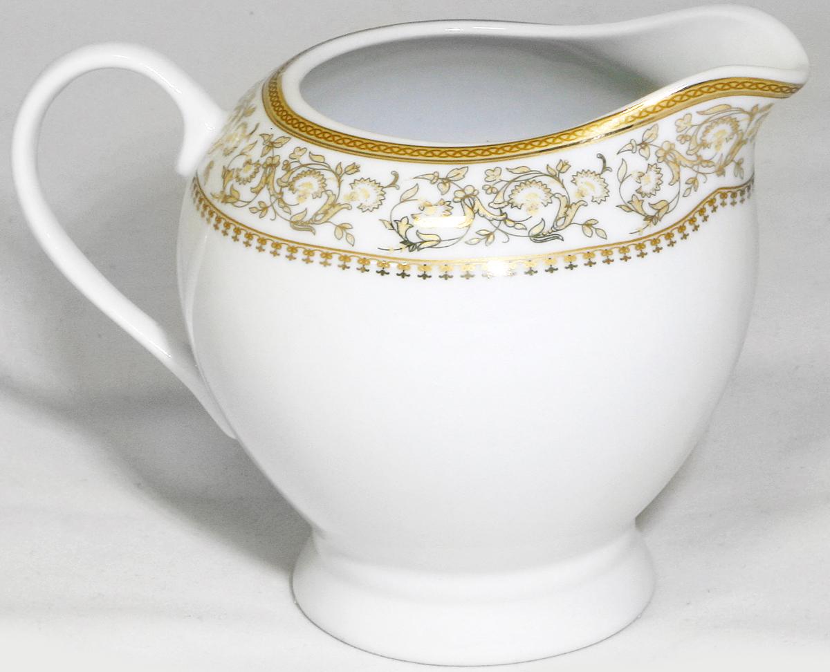 Элегантный молочник предназначен для подачи сливок, соуса и молока. Изящный, но в тоже время простой дизайн молочника, станет прекрасным украшением стола.