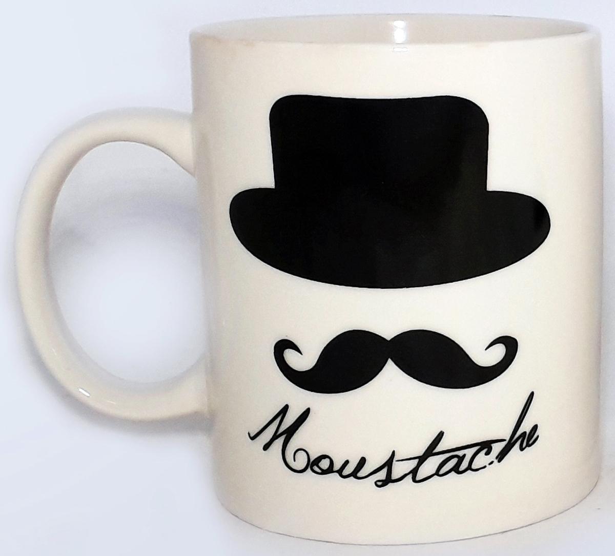 Кружка МФК-профит Moustache, 380 мл кружка мфк профит ny symbol 350 мл