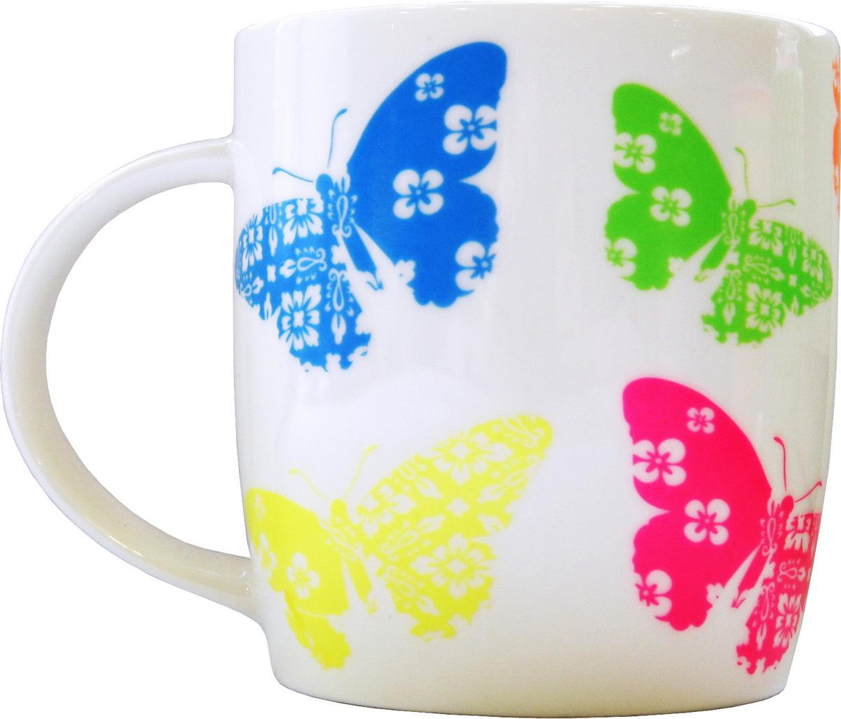 Кружка выполнена из керамики белого цвета и оформлена ярким изображением. Кружка дополнена удобной ручкой.  Такой подарок станет не только приятным, но и практичным сувениром: кружка станет незаменимым атрибутом чаепития, а оригинальное оформление кружки добавит ярких эмоций в процессе чаепития.