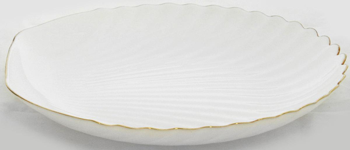 Тарелка глубокая Chinbull Грация, диаметр 23 см тарелка обеденная chinbull лоран диаметр 23 см