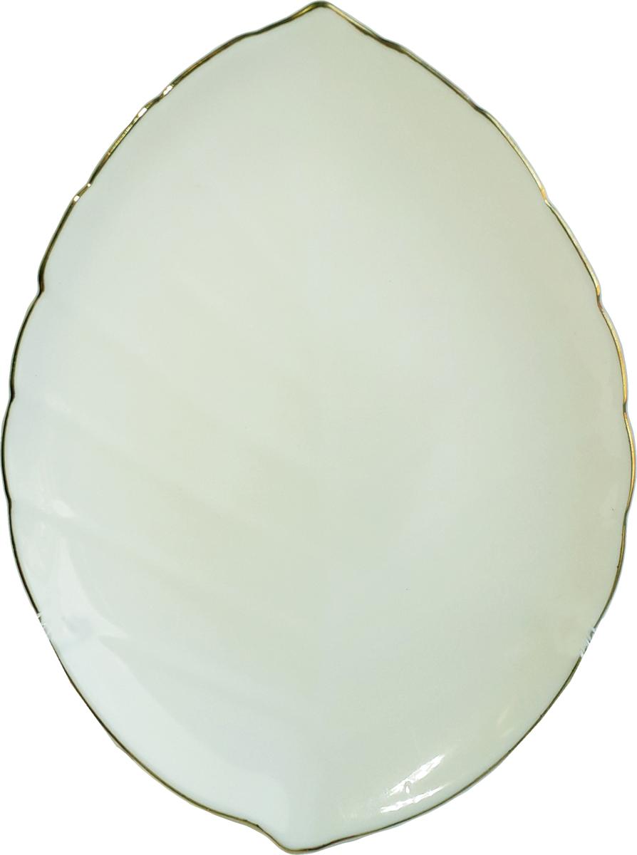 Тарелка десерная Chinbull Овацио, 19 х 14 см тарелка хай хэт zultan 14 aja hi hat