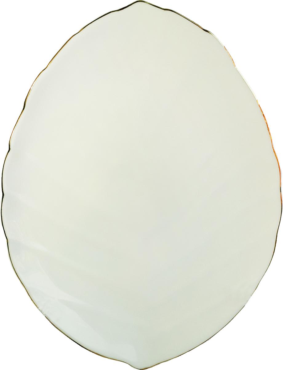 Тарелка обеденная Chinbull Овацио, 23 х 17 см тарелка обеденная chinbull лоран диаметр 23 см
