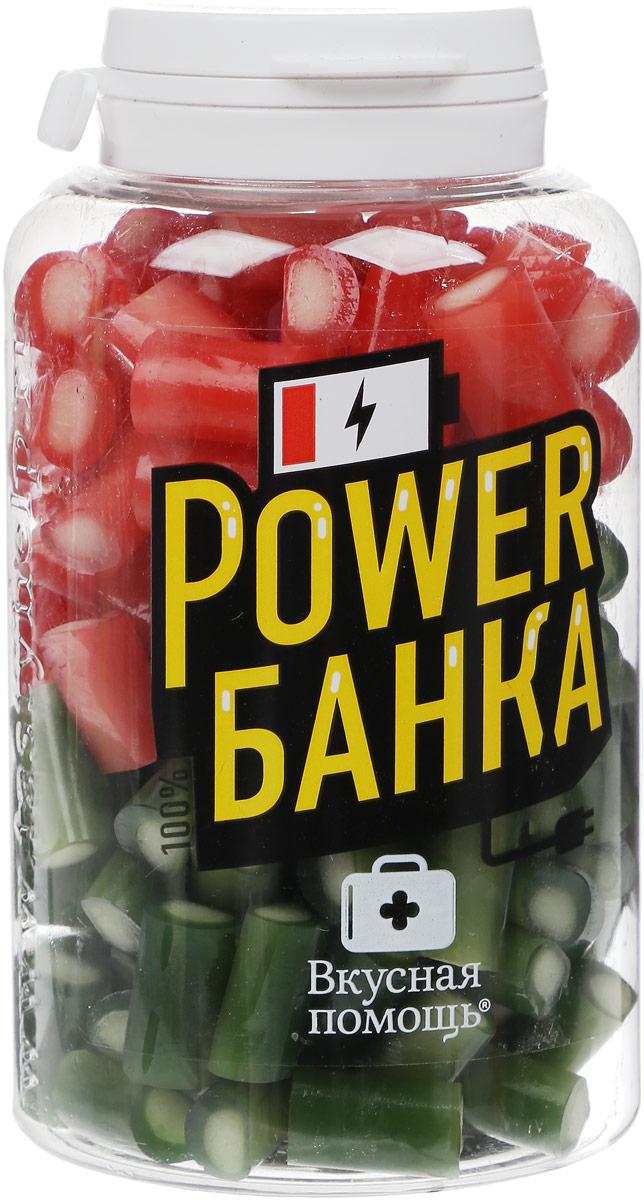 Вкусная помощь Powerbanka, драже фруктовое, 250 г хлебная смесь украинский хлеб