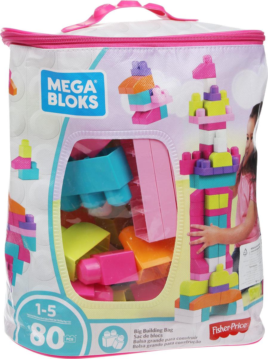 Mega Bloks First Builders Конструктор DCH62 конструктор mega bloks first builders веселые качели 29 элементов
