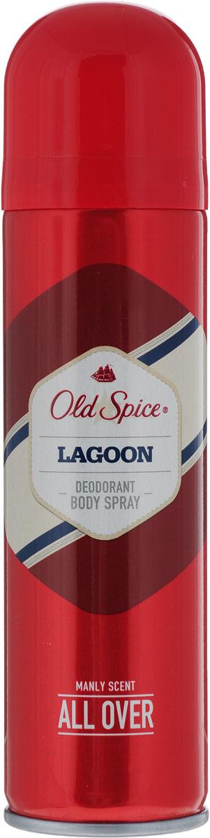 Old Spice Lagoon Аэрозольный дезодорант 150 млOS-81504572Один пшик - весь день мужикИз-за непревзойденной свежести Old Spice Lagoon многие мужчины теряют ощущение времени и пространства. Так что если вы заметите на улице ухоженного и пахнущего свежестью мужчину с потерянным выражением лица, то велика вероятность, что вы наткнулись на нового пользователя дезодоранта Old Spice Lagoon. Правда, возможно, он сошел с ума и по другой причине, так что будьте аккуратны. Old Spice предлагает большой выбор дезодорантов для мужчин, которые живут яркой и насыщенной жизнью. Выбери Old Spice Lagoon, чтобы избавиться от неприятного запаха и ощутить бодрящий аромат ветра свободы.Уважаемые клиенты! Обращаем ваше внимание на то, что упаковка может иметь несколько видов дизайна. Поставка осуществляется в зависимости от наличия на складе.