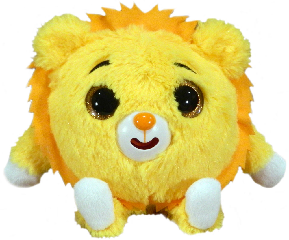1TOYМягкая озвученная игрушка Дразнюка-Zoo Львенок 13 см спрей моющий для дезинфекции и ликвидации запахов zoo clean зоосан