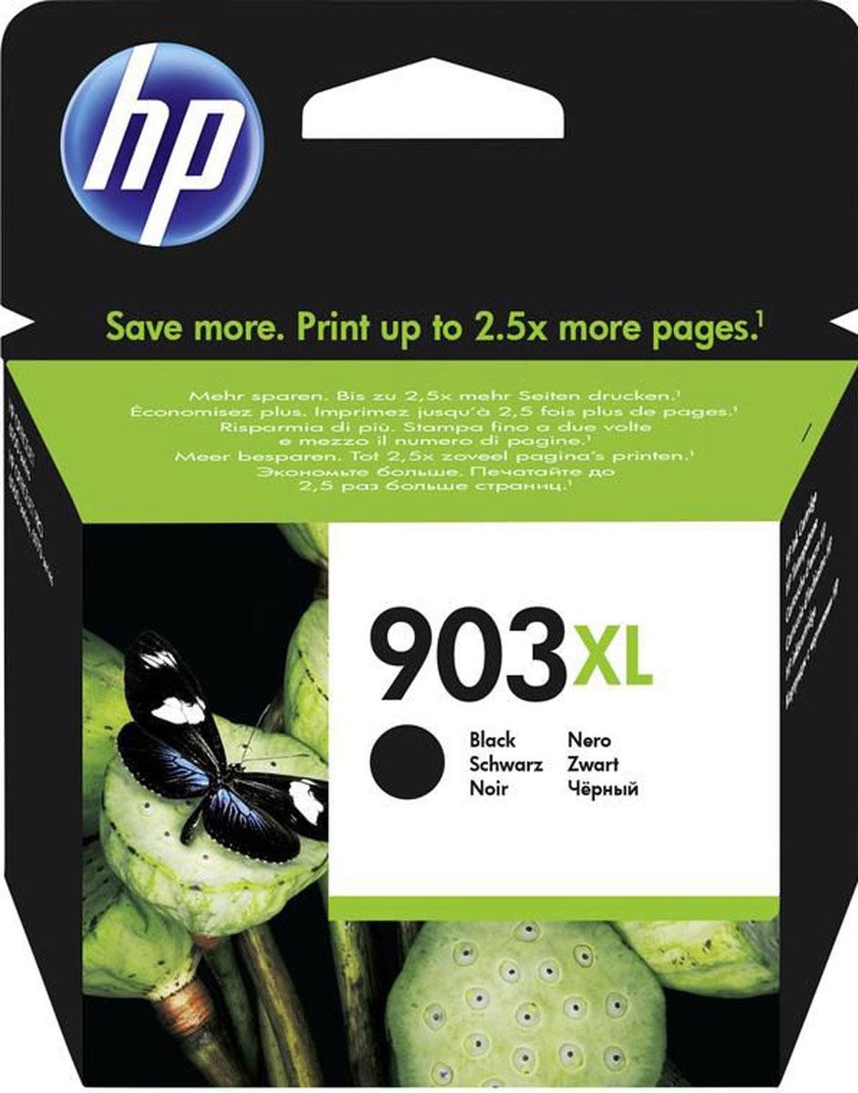 HP 903XL (T6M15AE), Black картридж для HP OfficeJet 6950 / OfficeJet Pro 6960/6970 картридж hp c9391ae 88xl cyan для officejet pro k550 k5400 l7580 l7680 l7780