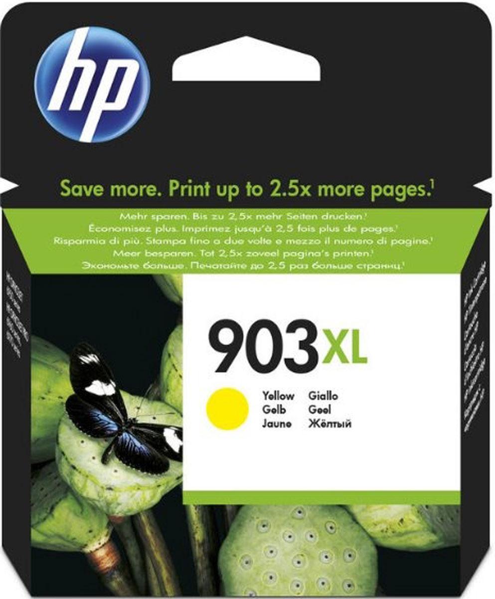 HP 903XL (T6M11AE), Yellow картридж для HP OfficeJet 6950 / OfficeJet Pro 6960/6970 картридж для принтера и мфу hp cb386a yellow