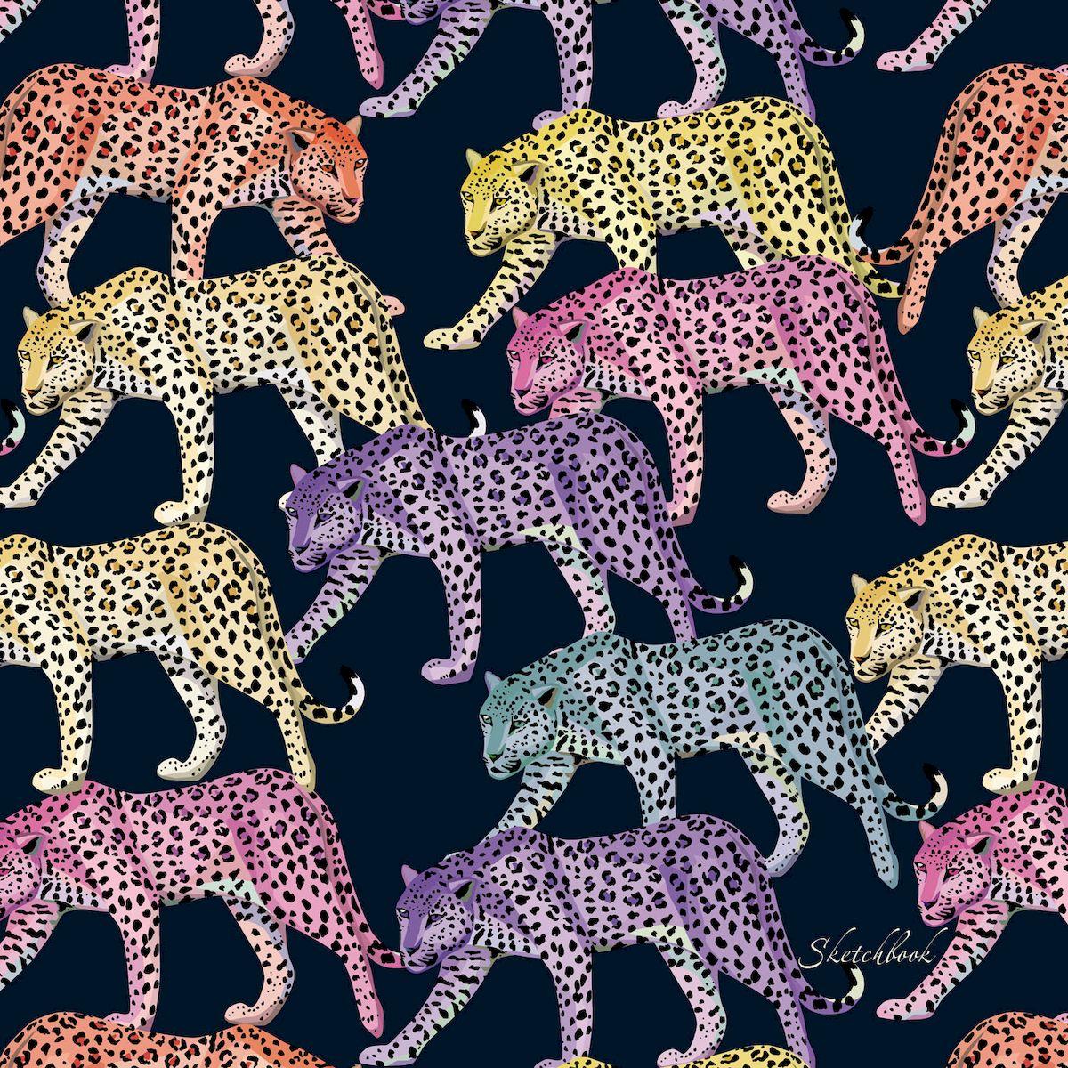 Listoff Скетчбук Акварельные леопарды 80 листовТС5804486Скетчинг – современное увлечение, способ самовыражения, отражение впечатлений в путешествии или просто возможность занять время в ожидании. В скетчпадах Канц-Эксмо внутренний блок состоит из бумаги плотностью 100г/м2, которая идеально подходит для ежедневных зарисовок самыми разными письменными и художественными принадлежностями. Новый формат скетчбуков А5 с евроспиралью сверху станет легким и удобным спутником как для взрослых, так и для маленьких обладателей творческих талантов.