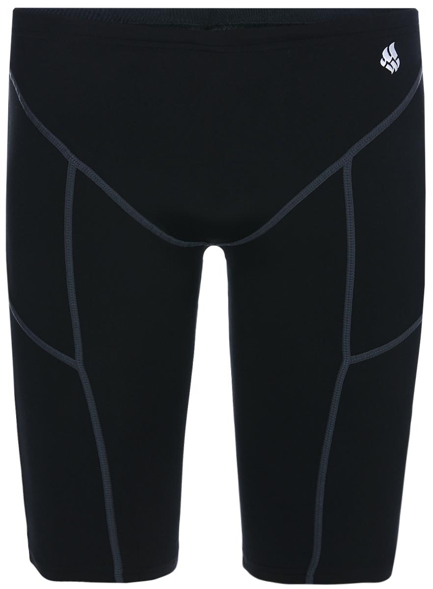 Плавки-джаммер мужские Mad Wave PBT, цвет: черный. M1431 02 4 01W. Размер XS (44), MadWave