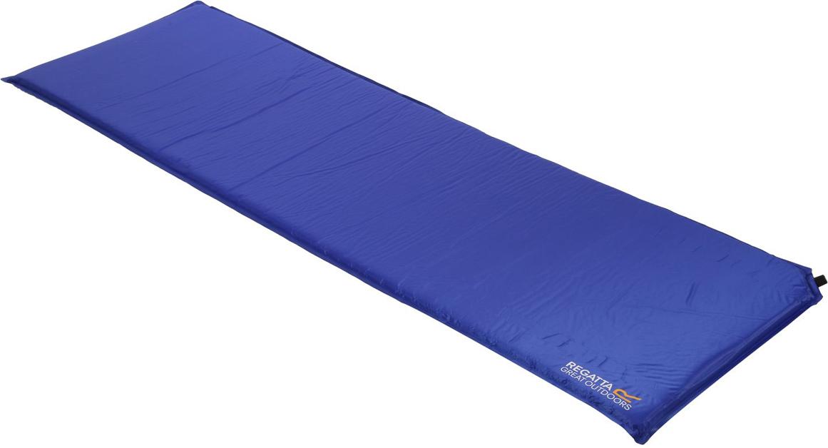 Коврик туристический самонадувающийся Regatta Napa 3 Mat, цвет: темно-синий, 185 x 55 x 3 см