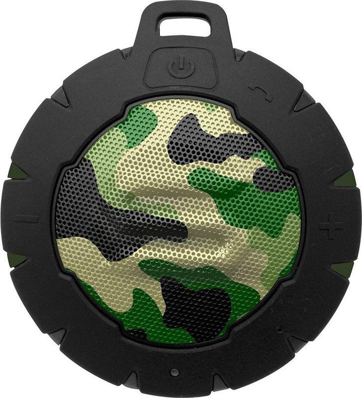 Soul Storm Camo, Green портативная акустическая система