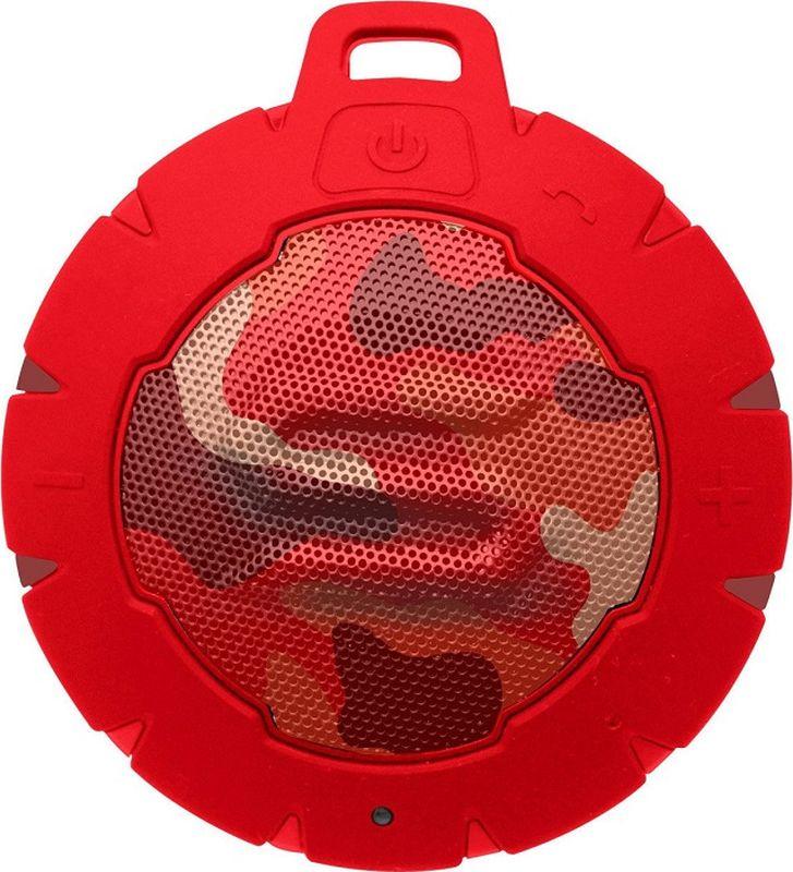 Soul Storm Camo, Red портативная акустическая система