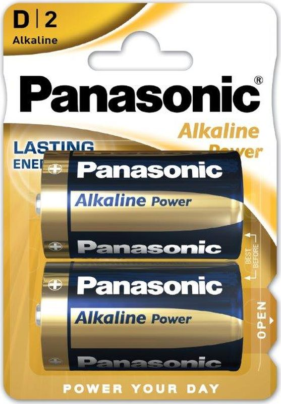 Батарейка щелочная Panasonic