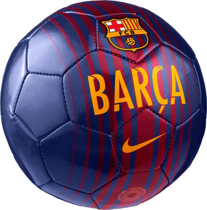 Мяч футбольный Nike FC Barcelona Skills Football, цвет: фиолетовый. Размер 1 tryp barcelona condal mar hotel 4 барселона