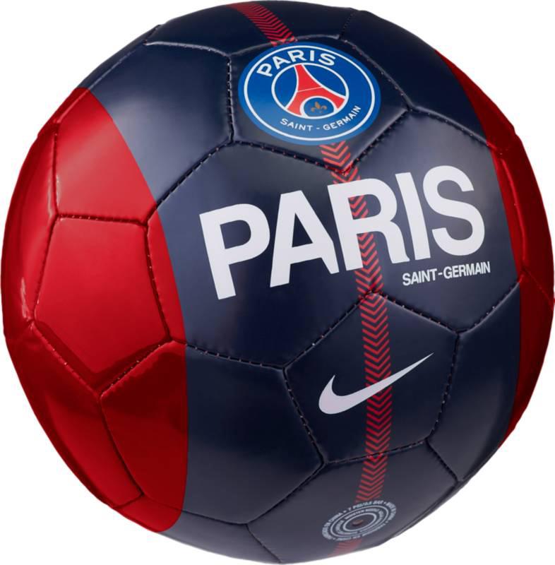 Мяч футбольный Nike Paris Saint-Germain Skills Football, цвет: синий, красный. Размер 1 цена