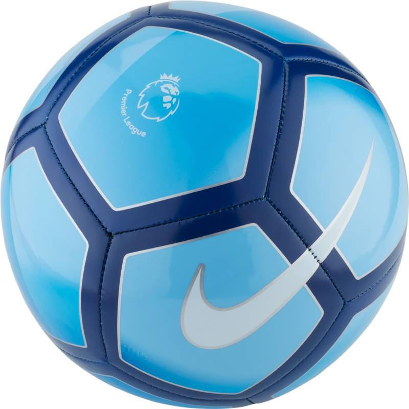 Мяч футбольный Nike Premier League Pitch Football, цвет: синий. Размер 5 мяч футзальный nike premier х р 4