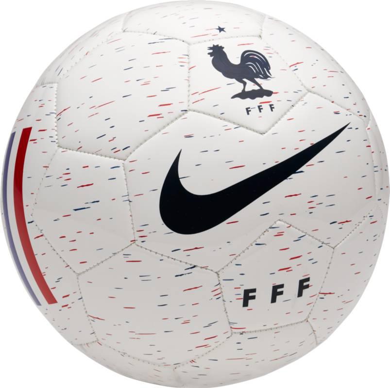 Мяч футбольный Nike FFF Supporters Football, цвет: белый. Размер 5 мяч футбольный nike premier team fifa р 5
