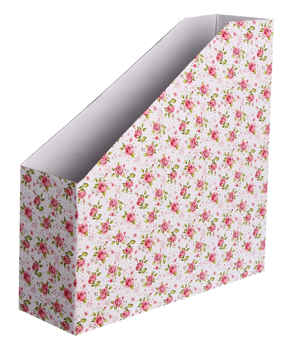 Арт Узор Органайзер для папок Цветочный сад 31 х 31 х 9,5 см