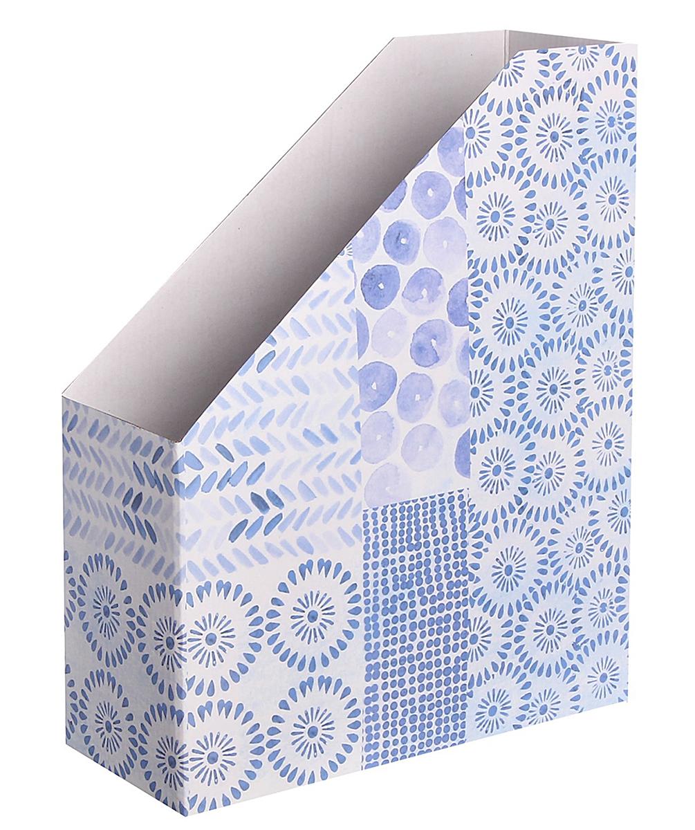 Арт Узор Органайзер для папок Небесный свод 24,6 х 30,1 х 9,6 см - Лотки, подставки для бумаг