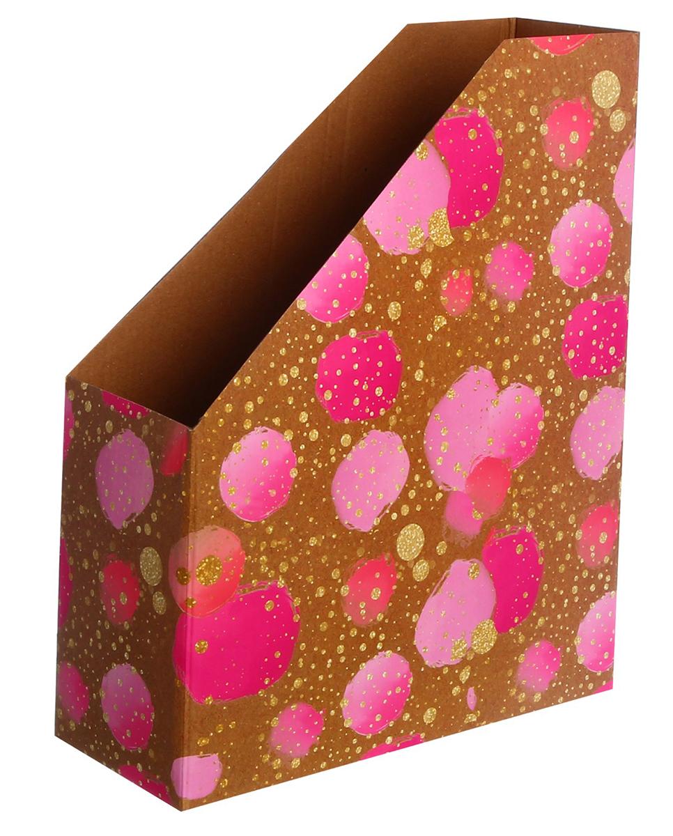 Арт Узор Органайзер для папок Взрыв эмоций 24,6 х 30,1 х 9,6 см - Лотки, подставки для бумаг