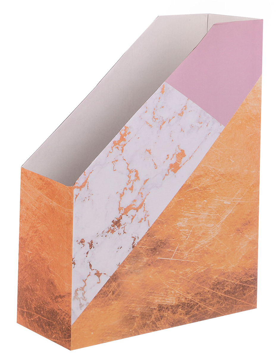 Арт Узор Органайзер для папок Яркие краски 24,6 х 30,1 х 9,6 см -  Лотки, подставки для бумаг